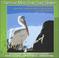 American Music from St. Thomas