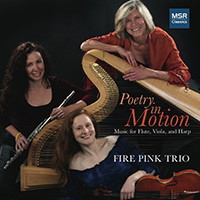 Fire Pink Trio: Poetry in Motion| Dream Steps