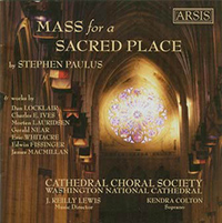 Music for a Sacred Place