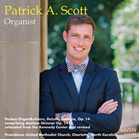 Patrick A. Scott, Organist | Swing Low
