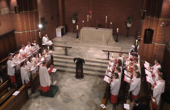 Choir of Trinity College